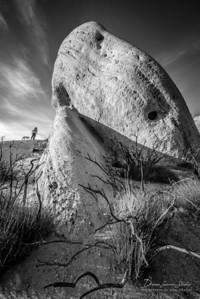 Mormon Rocks Trail - Boulder