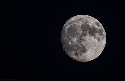 Tomorrow The Moon will be closest and brightest since January 26, 1948. Next time a Full Moon will be even closer to Earth will be on November 25, 2034.