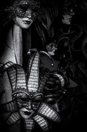 Carnevale - Venice<br /> © Sharon Thomas