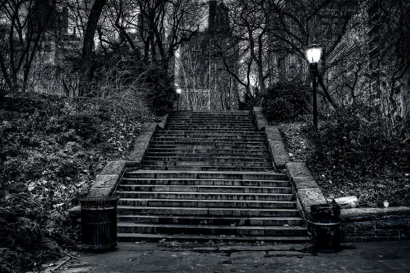 Walk Into Darkness