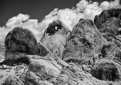 Heart Rock - Alabama Hills, CA