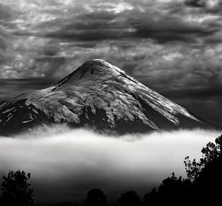 Volcano Orsono - Chile