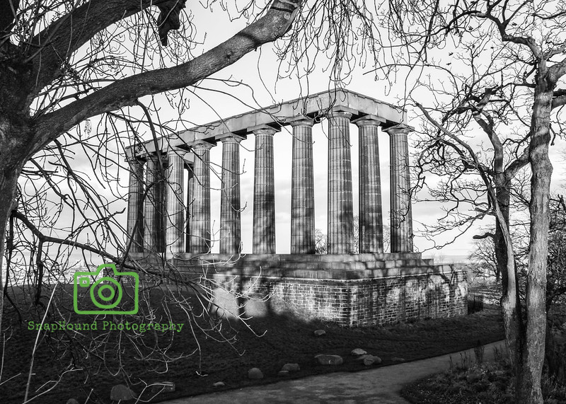 The National Monument, Edinburgh