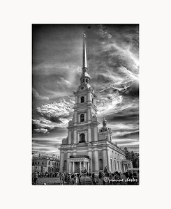 Church in St Petersburg