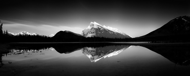 Mount Rundle, Banff NP<br /> Lee 3 Stop Soft GND