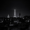 Rooftops to Eiffel Tower