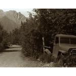 Old truck near Kennicott