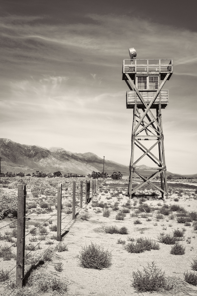 Manzanar  Japanese Internment