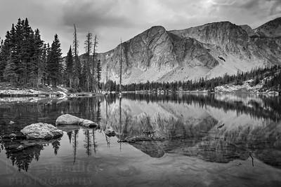 Mirror Lake Relfection