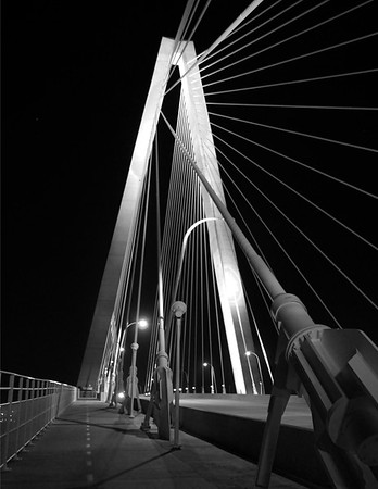 Ravenel at Night