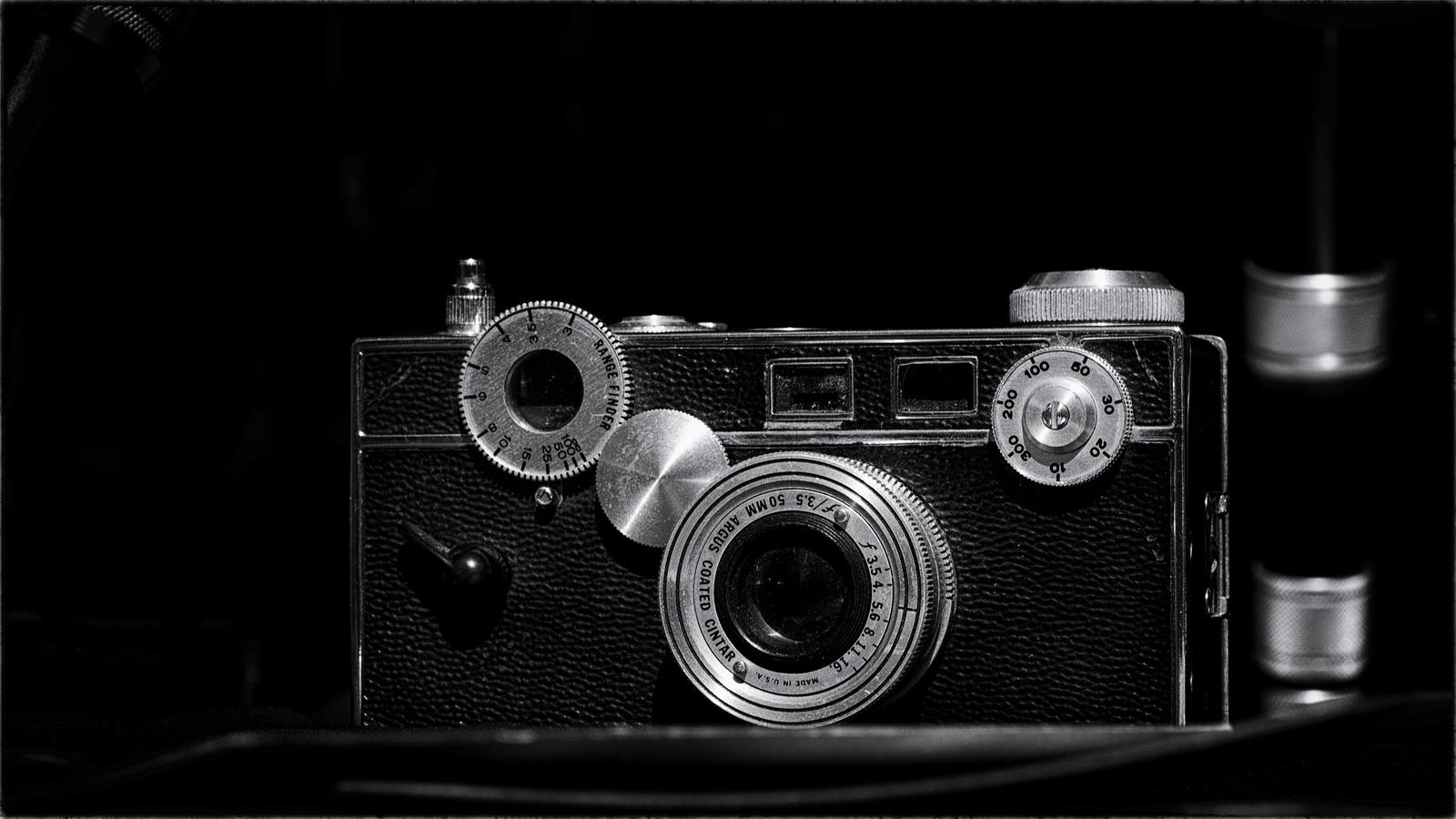 Argus CINTAR 50mm