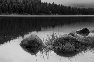 Trillium Lake Reflection