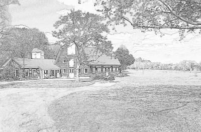 Sketched Farm