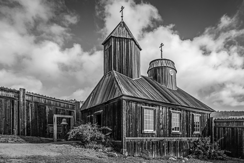 Fort Ross Russian Chapel