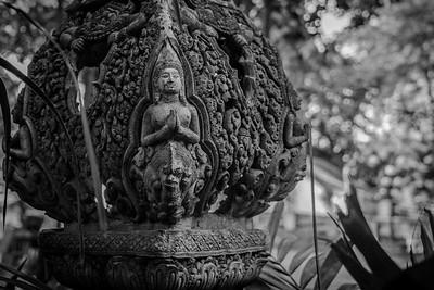 Wat Pha Lat Carvings