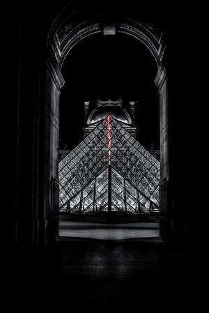 Louvre Pyramid II