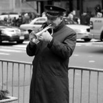 Salvation Army musician