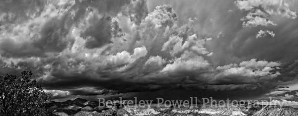 Storm Sky Panorama