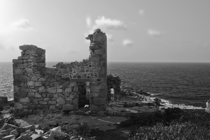 Virgin Gorda mine ruins 1