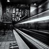 Berri-Ugam - Metro train - Montreal