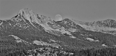 Mt. Clark Moonrise