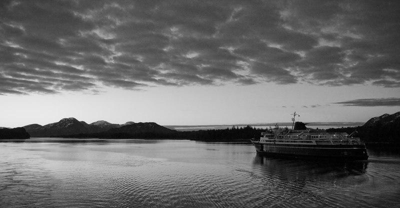 Ketchikan ferry