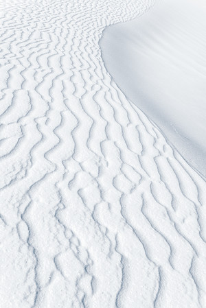 White Sands Minimalism II