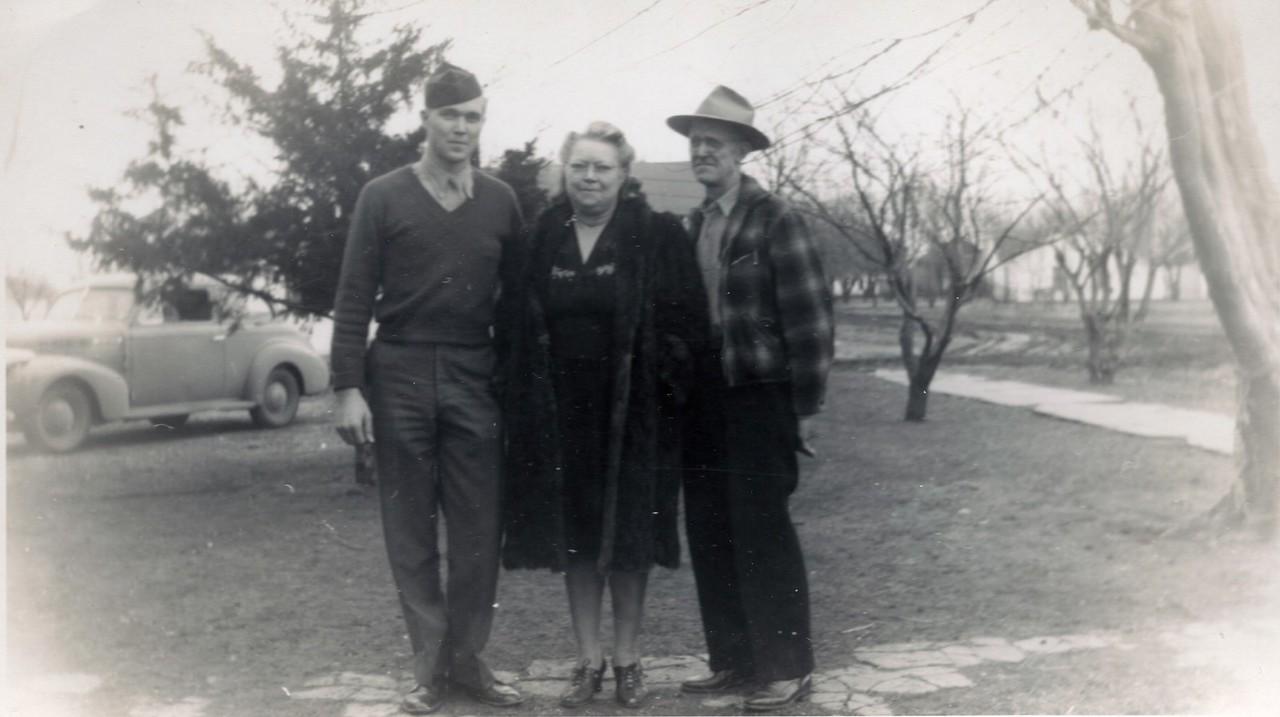 James T , Kate, James D  Black