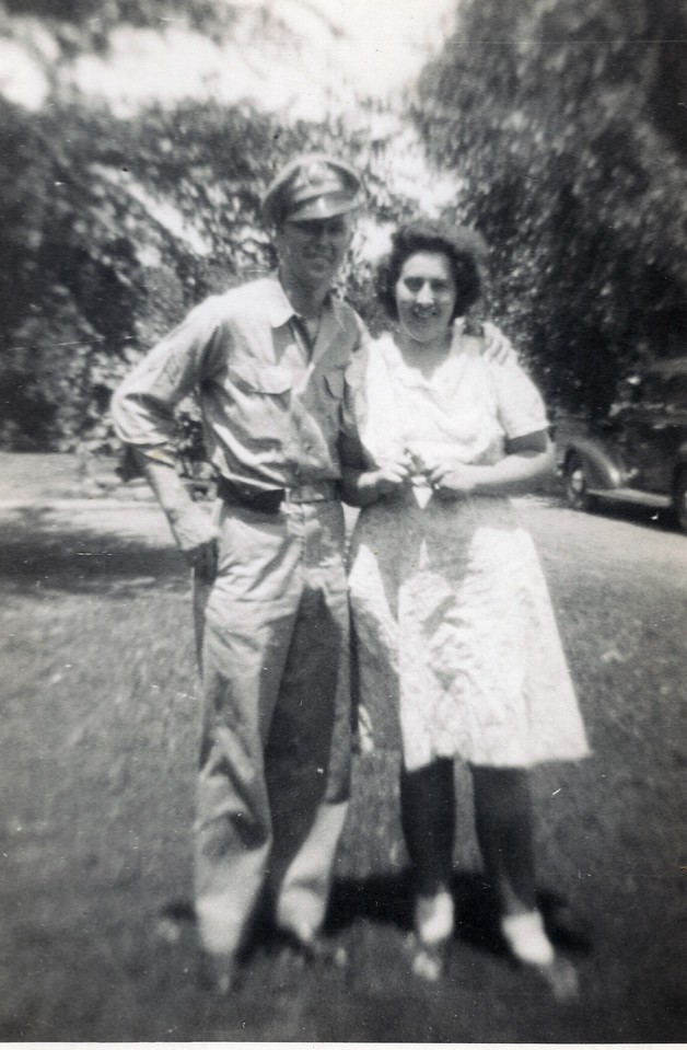 Lloyd and Margaret Black