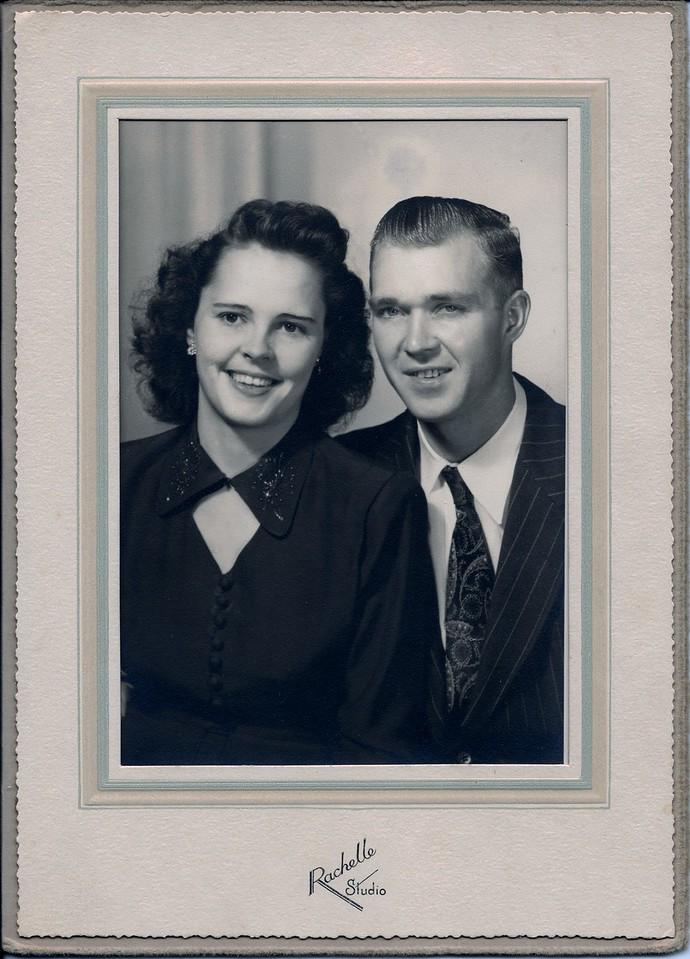 James Thomas & Marjorie Black