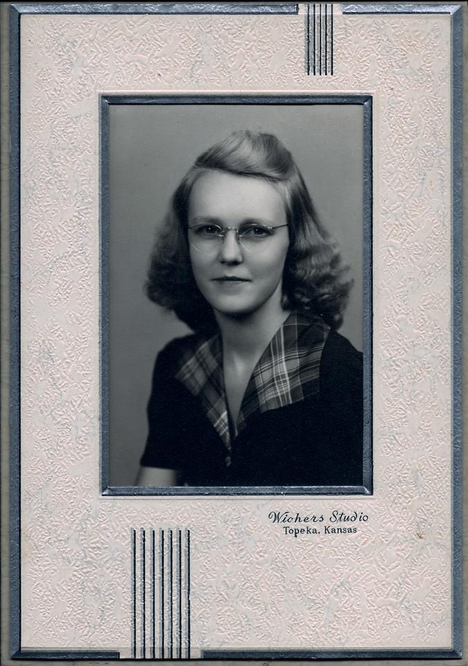 Wilma Mae Black Yardley