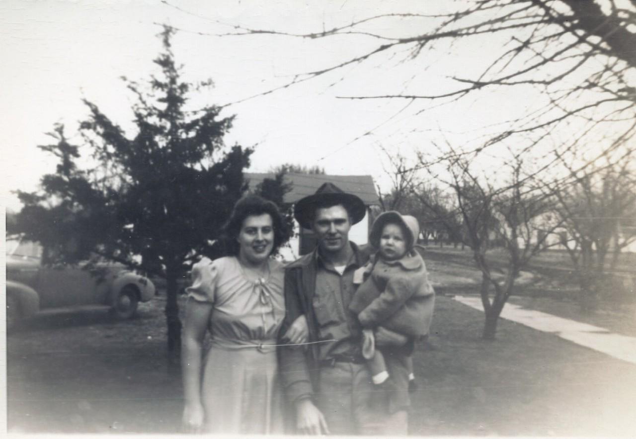 Margaret, Lloyd, Lolita Black