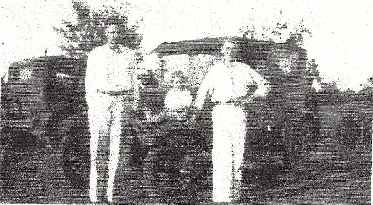 Kenneth, Eldon, Dale