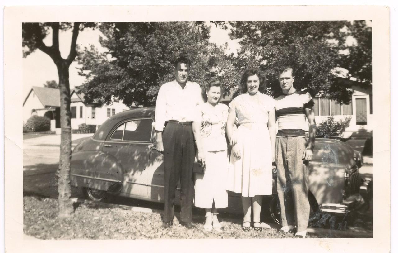 Kenneth, Anna Belle, Margaret, Lloyd