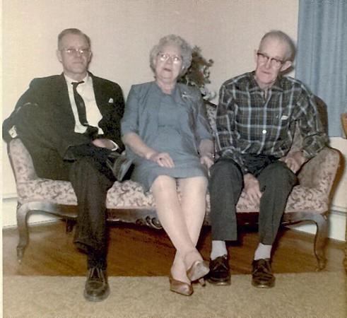 Homer, Kate, Dee Black
