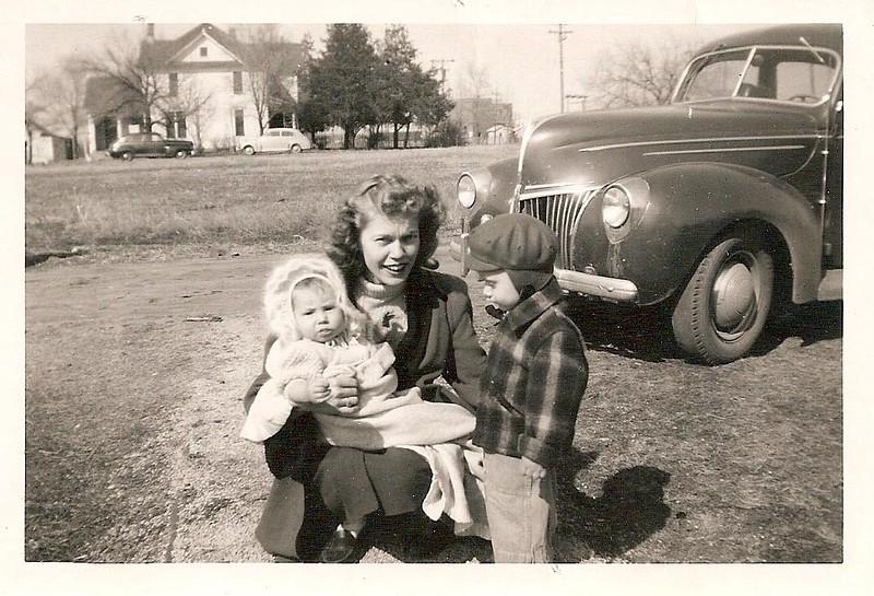 Opal Black Sawhill & Marilyn Kay