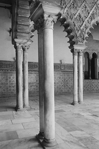 Reales Alcazares, Sevilla, Spain 2003