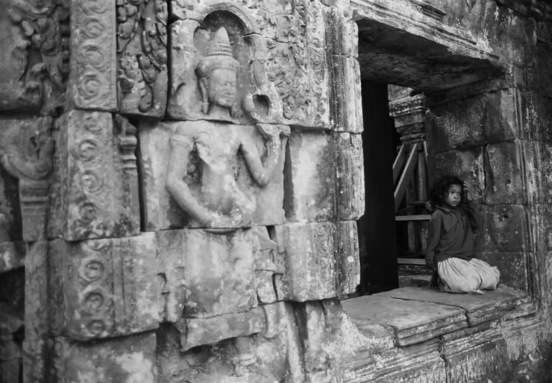 Ta Prohm Temple, Cambodia 2007