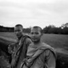 Monks at Angkor Wat Temple, Siem Reap, Cambodia 2007