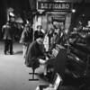 Musician, Paris, France 2001