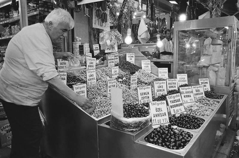 Olives, Istanbul, Turkey 2009