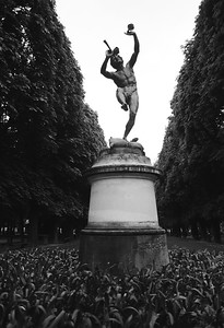Luxembourg Gardens, Paris France