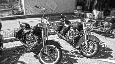 Motorcycles , Photography by J. Nathaniel Dicke, Evermore Photography, Minneapolis