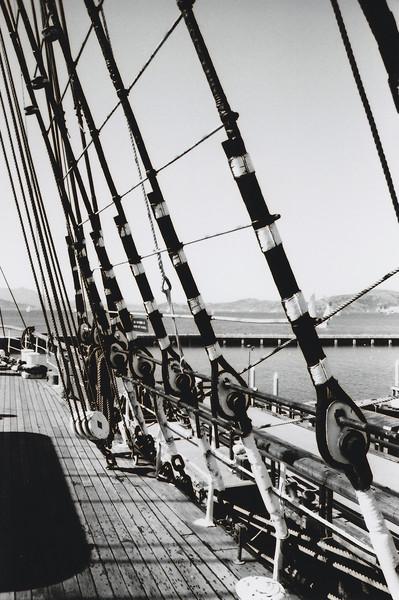 Shippin' Up to San Fran
