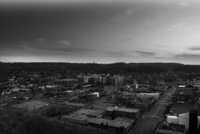 Looking Over Red Wing