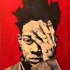 """""""Samo"""" (acrylic) by Cory Ford"""