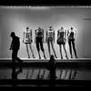 """""""Five Mannequins"""" (photography) by Deborah Davis"""