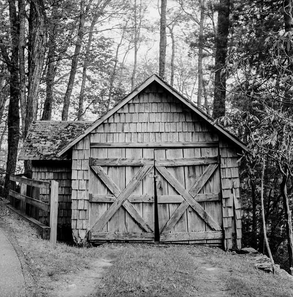 """Farmhouse"" (silver gelatin on fiber) Andrea Edwards"