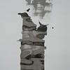 """""""Ink 2"""" (ink on paper) by Sateesh Dingankar"""