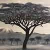 """Serengeti"" (oil) by Vivian Antonini"